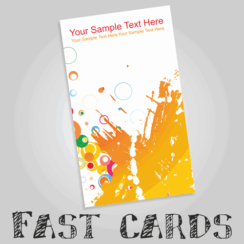 next day fast cards
