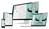 design online xmas cards